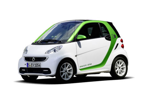 Smart Fortwo electric drive (2012-2014)