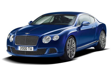 Bentley Continental GT Speed (2012-2017)