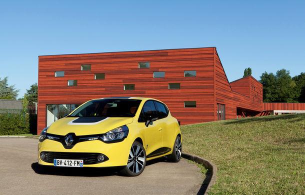 Renault Clio 4: fotografii şi informaţii oficiale - Poza 2