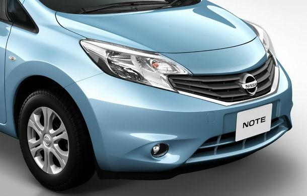 Nissan Note - galerie foto cu interiorul şi un nou video - Poza 2