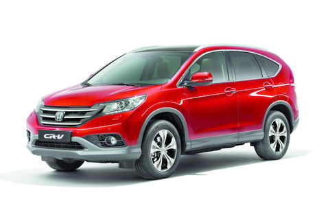 Honda CR-V (2012-2015)