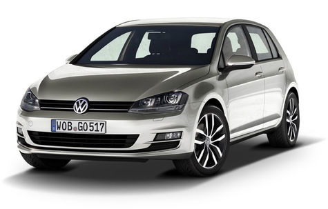 Volkswagen Golf 7 (2012-2016)