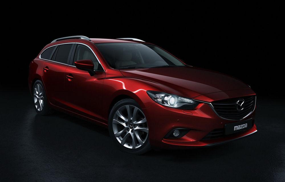 Mazda anunţă un recall de 88.000 de unităţi la nivel global pentru Mazda3, Mazda6 şi CX-5 - Poza 3