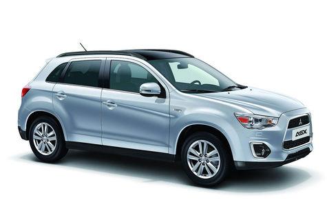 Mitsubishi  ASX facelift (2013-2016)