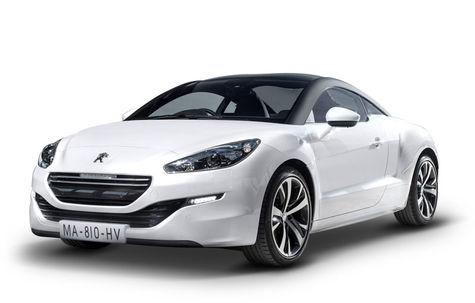 Peugeot RCZ facelift (2013-2016)