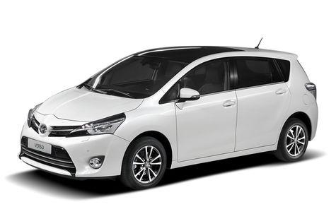 Toyota Verso facelift (2013-2015)