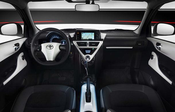Toyota iQ EV debutează la Salonul Auto de la Paris - Poza 2