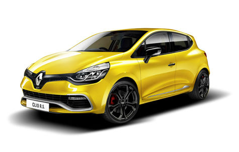 Renault Clio RS (2013-2016)