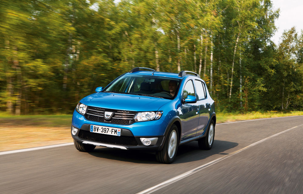 Dacia a stabilit un record de vânzări în 2014: peste jumătate de milion de maşini comercializate într-un an - Poza 2