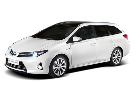 Toyota Auris Touring Sports (2013-2015)