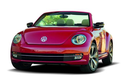 Volkswagen Beetle Convertible (2013-2016)