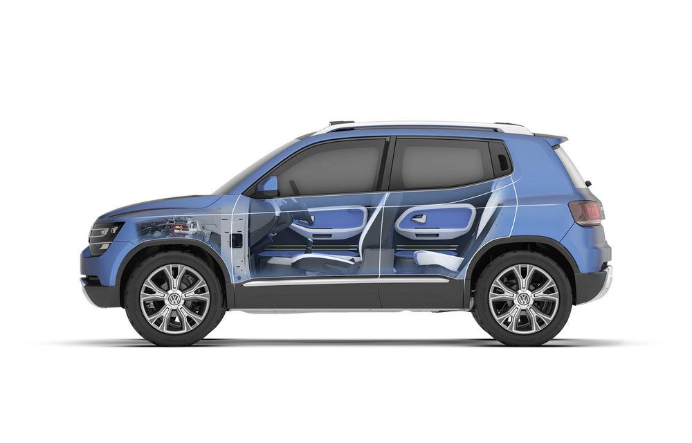 Skoda ar putea produce propria versiune a SUV-ului Taigun - Poza 2