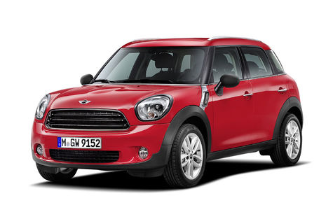 MINI Countryman facelift (2010-2014)