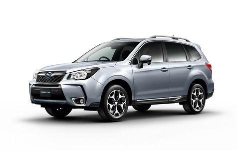 Subaru Forester (2013-prezent)