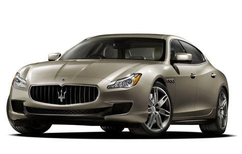 Maserati Quattroporte (2013-2016)