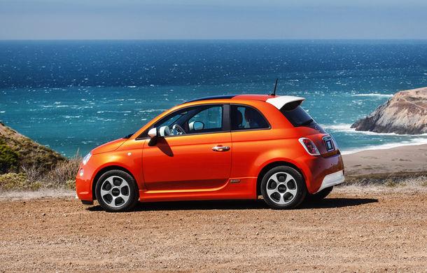 Fiat 500e: versiune electrică pentru citadina italiană - Poza 2