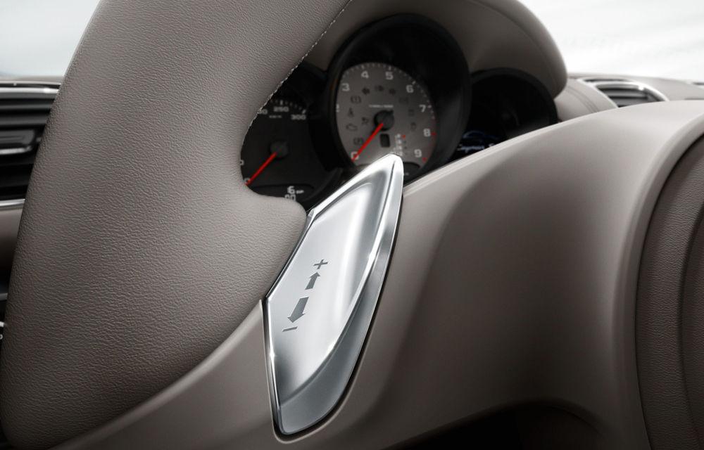 Porsche Cayman, imagini noi cu a treia generaţie - Poza 2