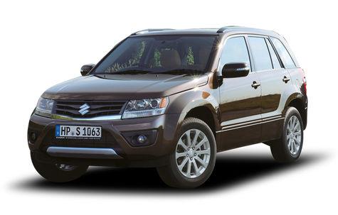 Suzuki Grand Vitara facelift (2013-2014)