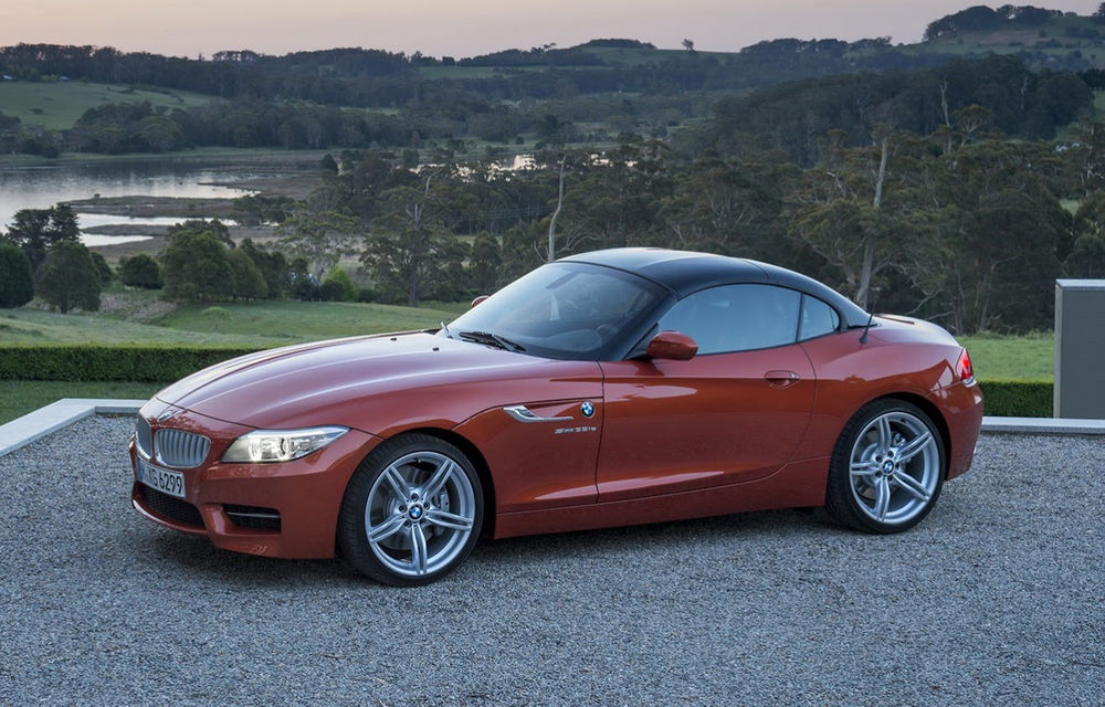 BMW a lansat în România Seria 3 GT şi Z4 facelift - Poza 2