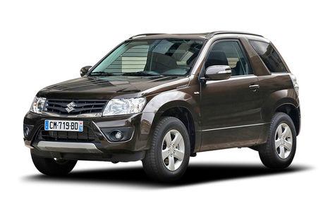 Suzuki Grand Vitara 3 (usi) facelift (2013-2014)