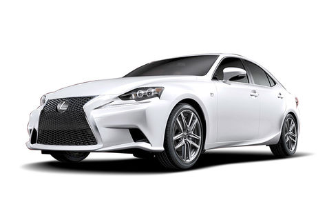 Lexus IS (2013-2017)