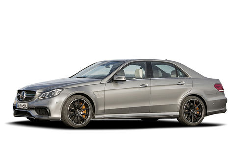 Mercedes-Benz E 63 AMG facelift (2013-2016)