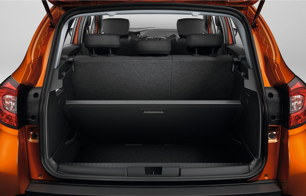 Renault Captur - imagini şi detalii oficiale - Poza 2