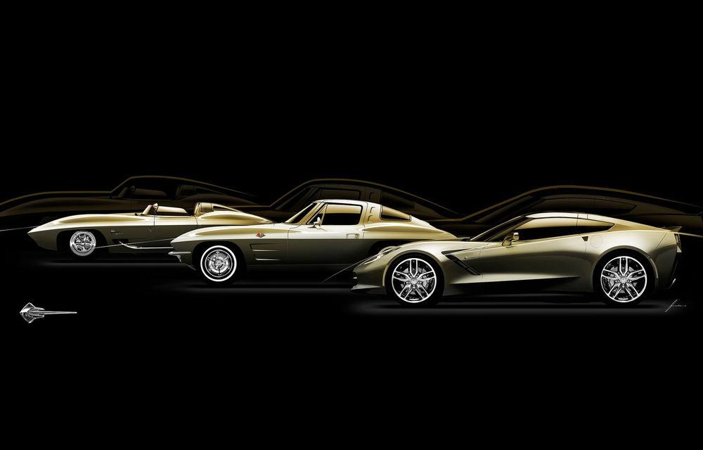 Corvette Stingray, noua generaţie a supercarului american - Poza 2
