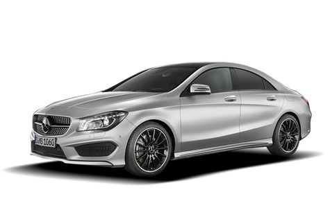 Mercedes-Benz CLA (2013-2016)