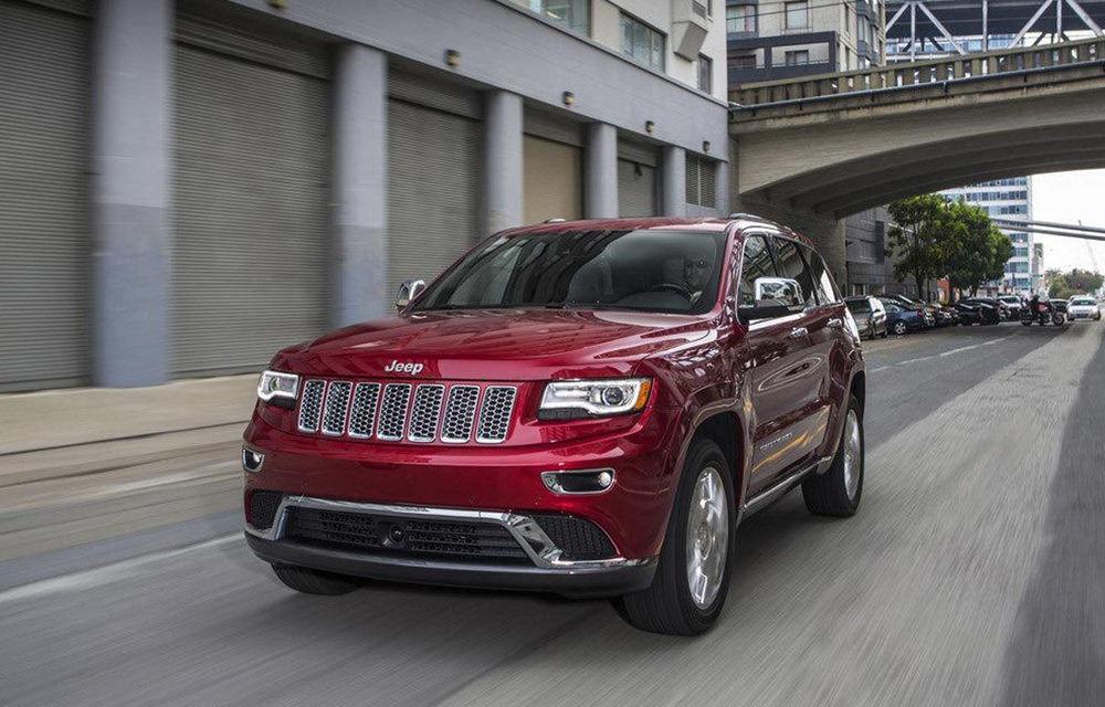 Jeep Grand Cherokee a primit un facelift - Poza 2