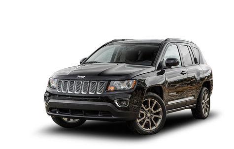 Jeep Compass facelift (USA)