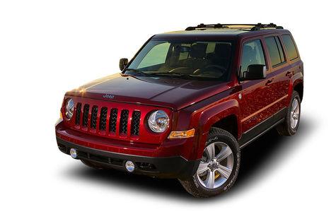 Jeep Patriot (2011) (USA)