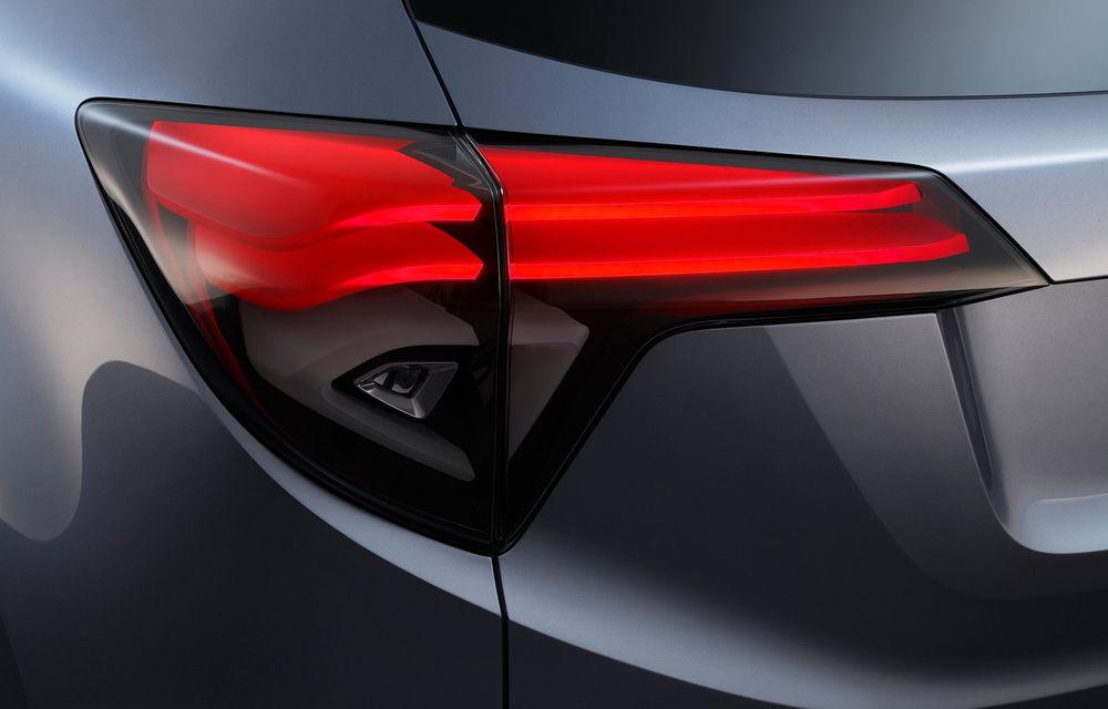 Honda Urban SUV - viitorul rival al lui Nissan Juke a debutat la Detroit - Poza 2