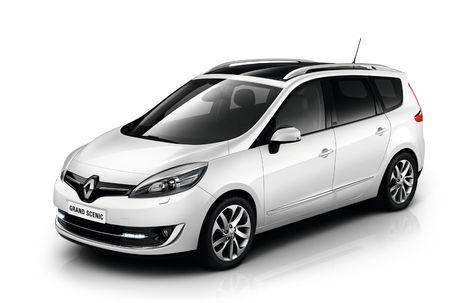 Renault Grand Scenic facelift (2013-2015)