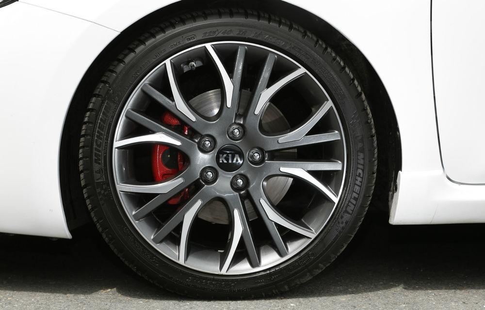 Kia Cee'd GT, prima imagine neoficială a versiunii cu cinci uşi - Poza 5