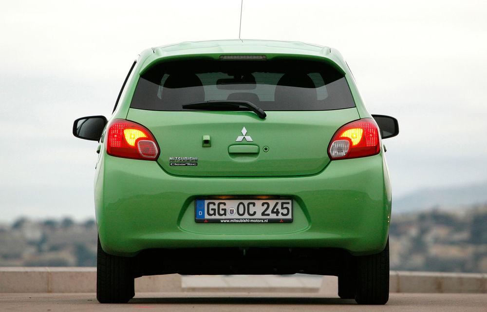 Preţuri Mitsubishi Space Star în România: start de la 11.490 euro - Poza 2