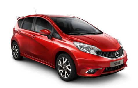 Nissan Note (2013-2015)