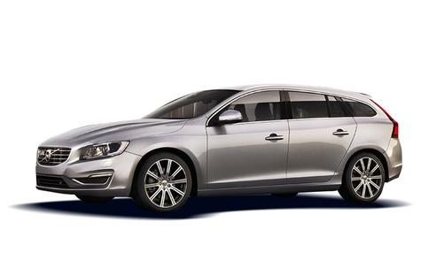 Volvo V60 facelift (2013-2018)