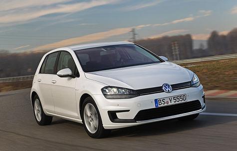 Volkswagen Golf-e