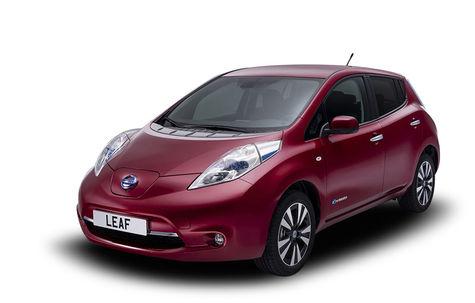 Nissan Leaf (2010-2016)