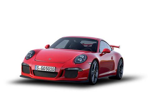 Porsche 911 GT3 (2013-2016)