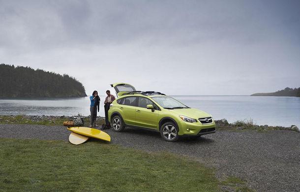Subaru XV Crosstrek Hybrid - primul hibrid al japonezilor consumă 7.5 l/100 km - Poza 2