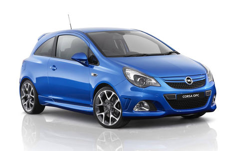 Opel Corsa OPC (2010-2014)