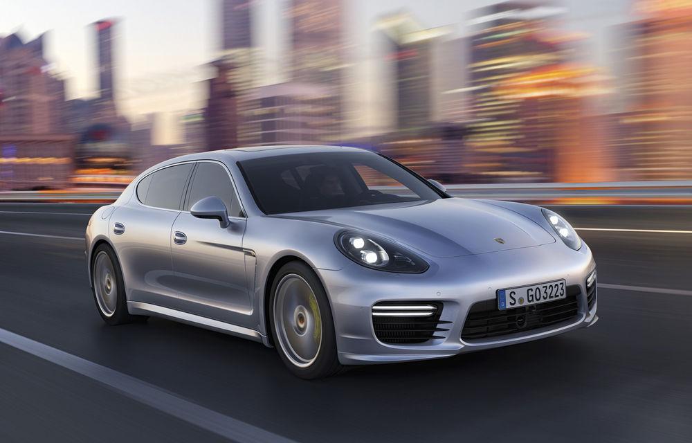 Porsche lansează un nou motor V8 biturbo: unitatea va debuta pe Panamera şi va avea 549 CP şi un cuplu de 770 Nm - Poza 2
