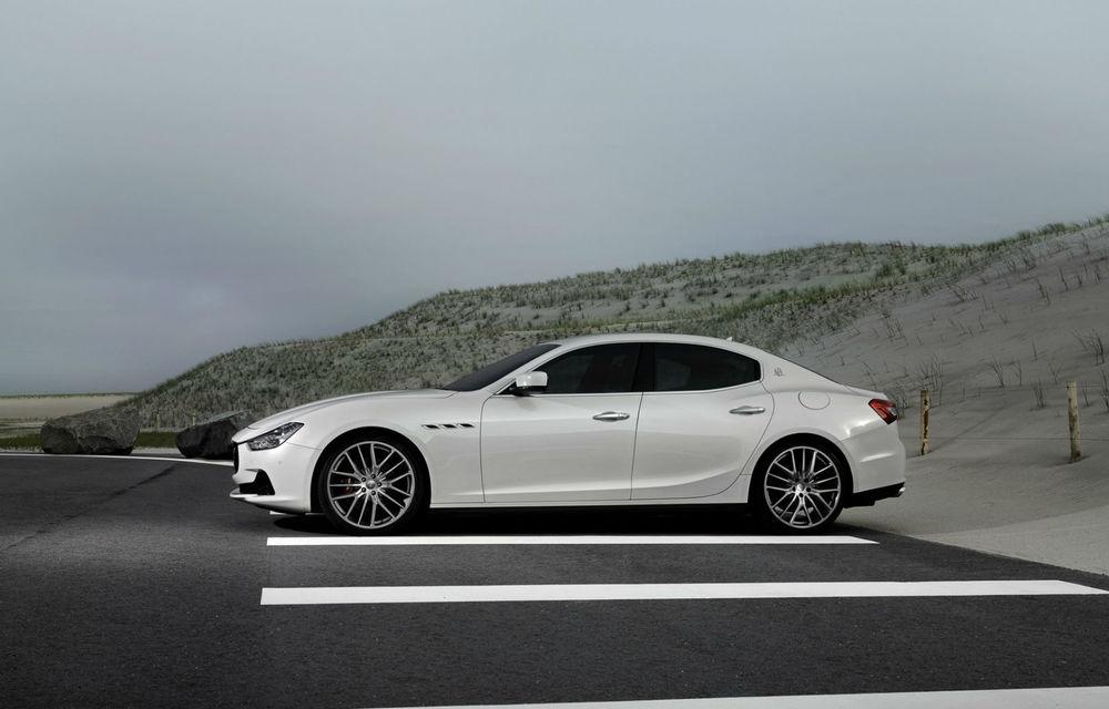Maserati îşi conservă exclusivitatea: italienii nu vor vinde mai mult de 75.000 de maşini pe an - Poza 2