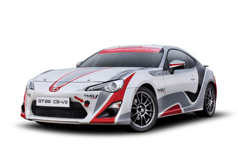 Toyota GT86 TMG Cup