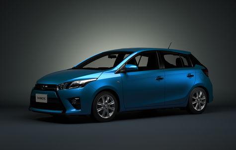 Toyota Yaris (China)