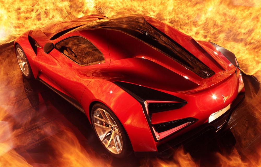 Unicitatea costă: singura mașină din lume construită din titan are un preț de 2.5 milioane de euro - Poza 5