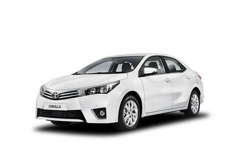 Toyota Corolla (2013-2016)