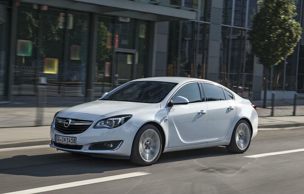 Opel Insignia devine cel mai aerodinamic model din segmentul său, cu un coeficient aerodinamic de doar 0.25 - Poza 2